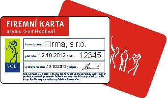 firemní karta